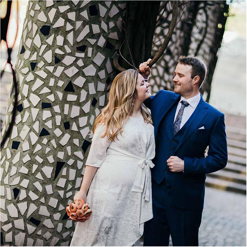 bryllupsfoto Årup