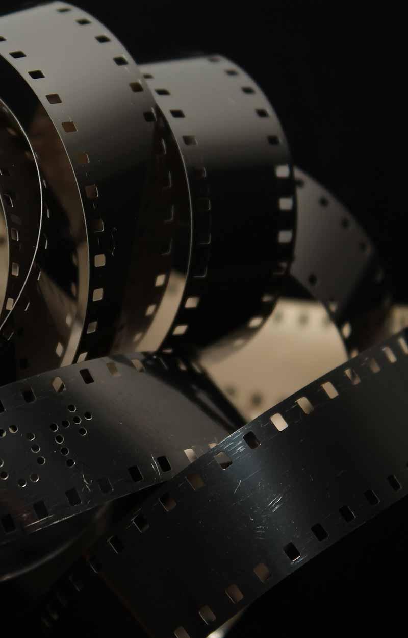 kamera og film