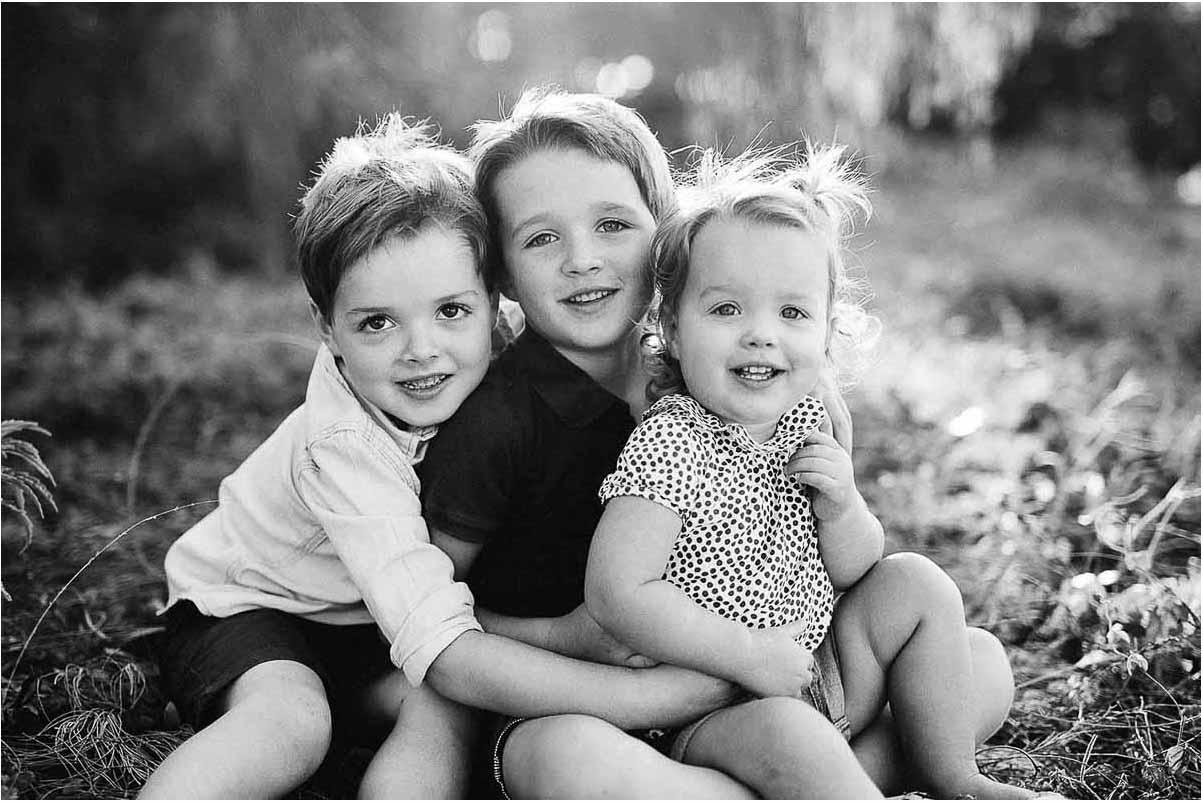 Familiefotografer i Odense