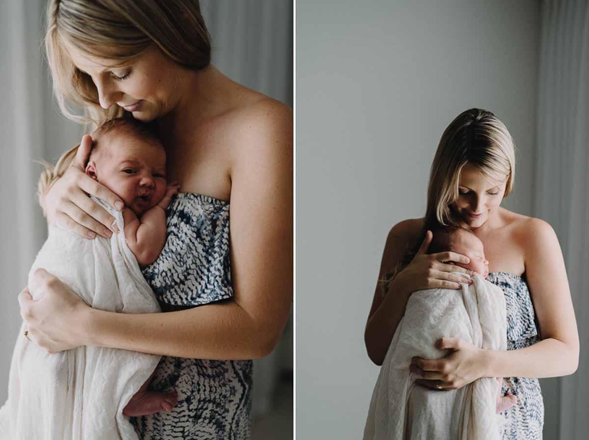 Billeder af newborn fotografering Fyn